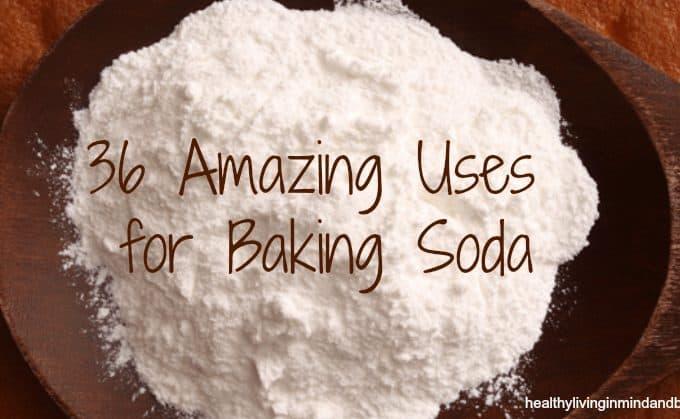 36 Amazing Uses For Baking Soda