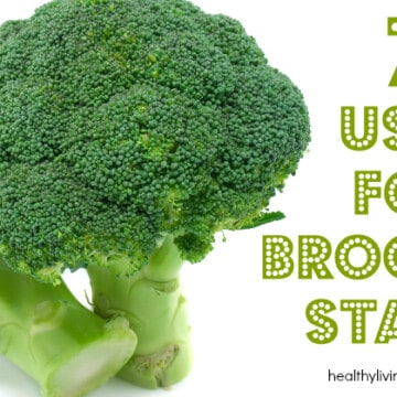 7 Uses for Broccoli Stalks | Healthy Living in Body and Mind