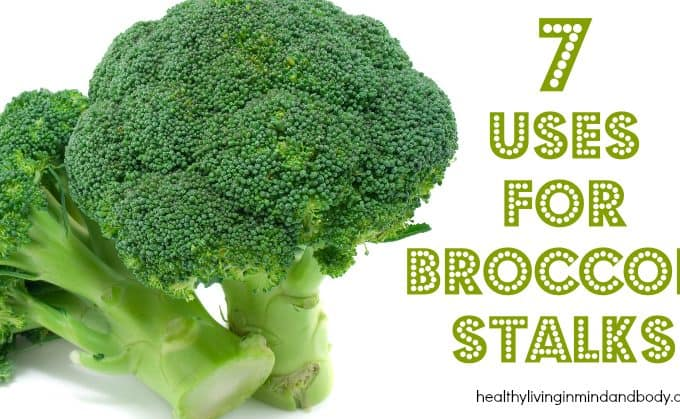 7 Uses For Broccoli Stalks