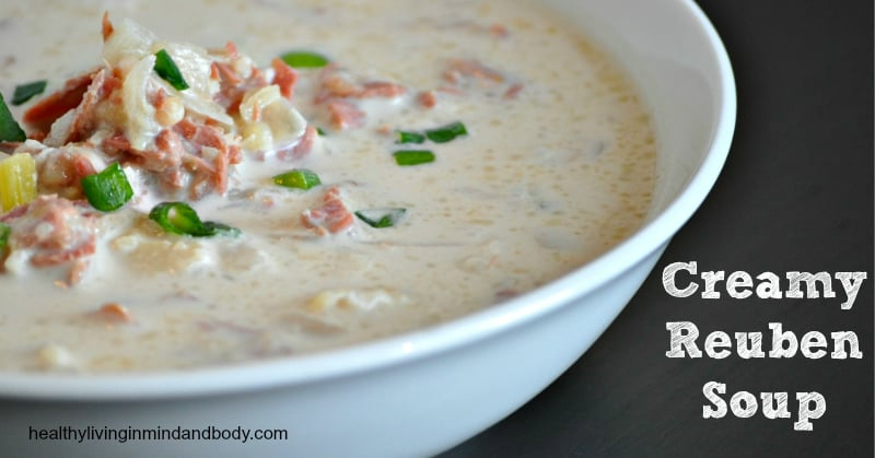 Reuben Soup Recipe — Dishmaps