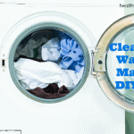 DIY Clean Your Washing Machine