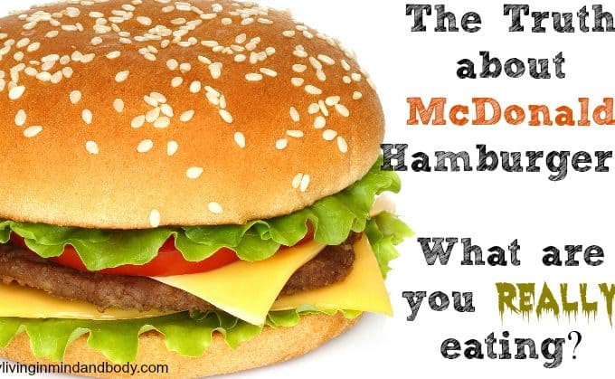 The Truth About McDonalds Hamburgers