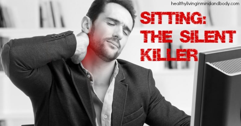 Sitting: The Silent Killer