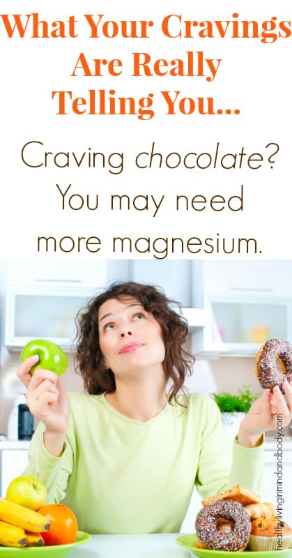 What Your Cravings Are Really Telling You