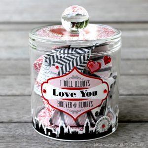 Valentine Date Night Jar