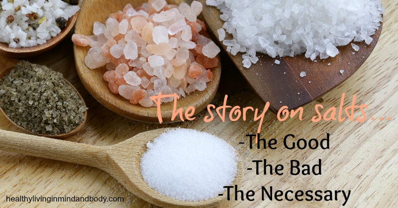 The Story on Salts