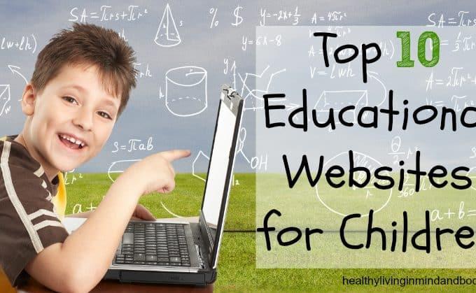 Top 10 Educational Websites for Children