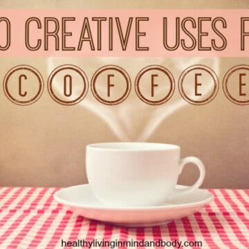 20 Creative Uses for Coffee