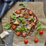 Grain-Free Chia Buckwheat Pizza