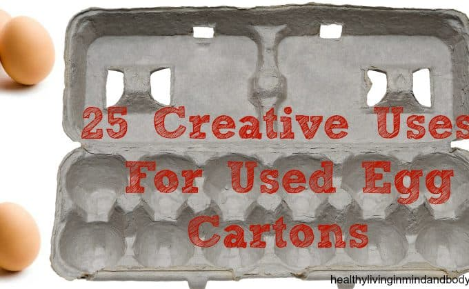 25 Creative Uses for Used Egg Cartons