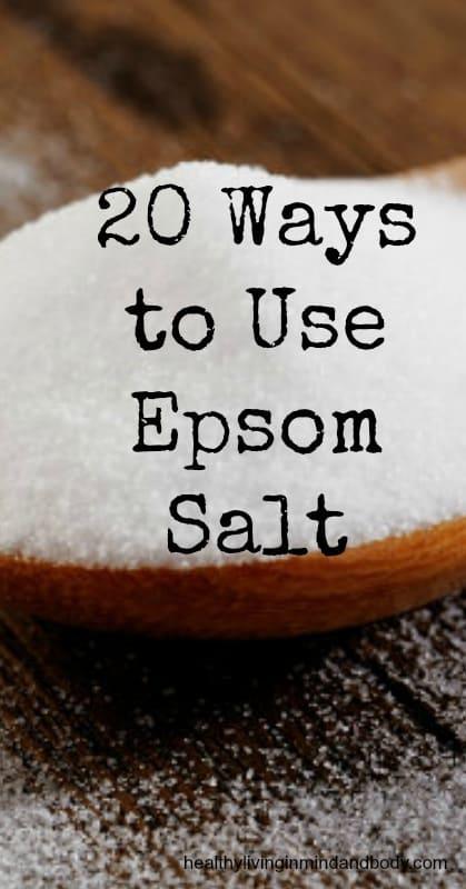 Can I Use Epsom Salt On My Dog