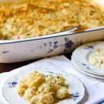 Crab Mac and Cheese