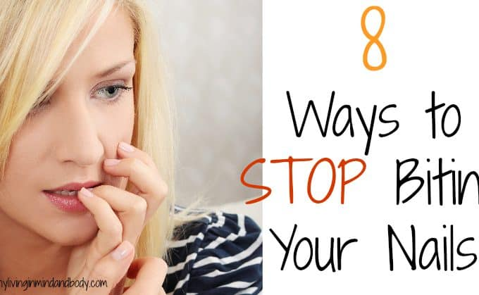 8 Ways to STOP Biting Your Nails8 Ways to STOP Biting Your Nails