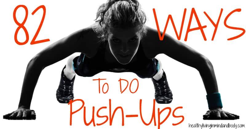 82 Ways to do Push-ups