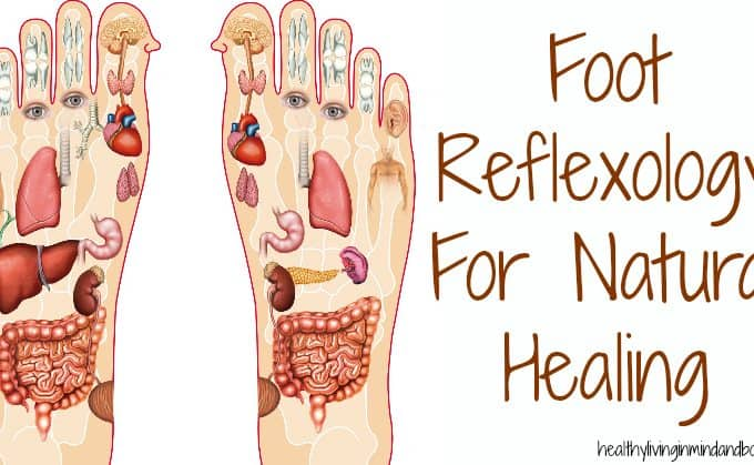 Foot Reflexology for Natural Healing