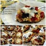 Eggplant Pizza Rounds