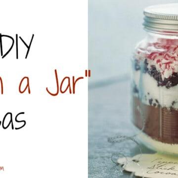 15 DIY Gift in a Jar Ideas