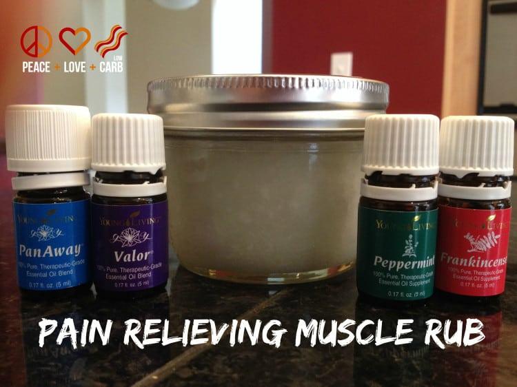 Pain Relieving Muscle Rub
