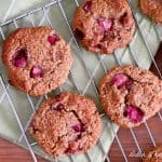 Paleo Strawberry Breakfast Cookies