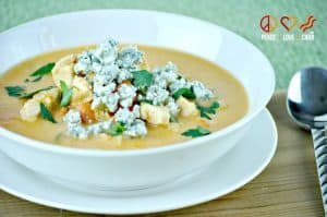Buffalo Chicken Soup