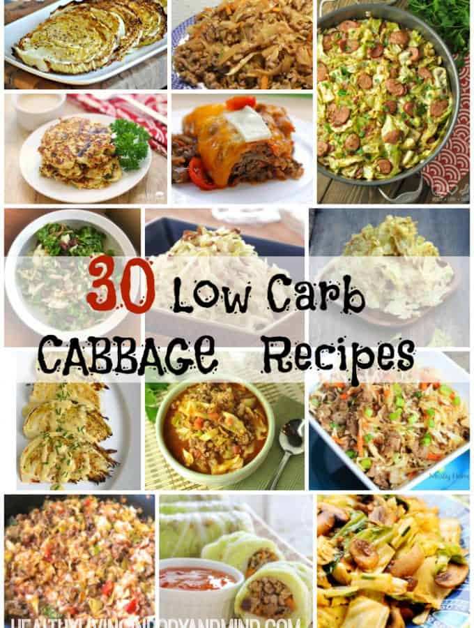 30 Low Carb Real Food Cabbage Recipes