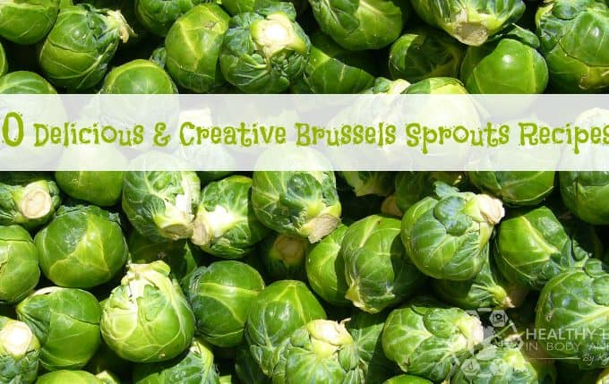 20 Delicious & Creative Brussels Sprouts Recipes