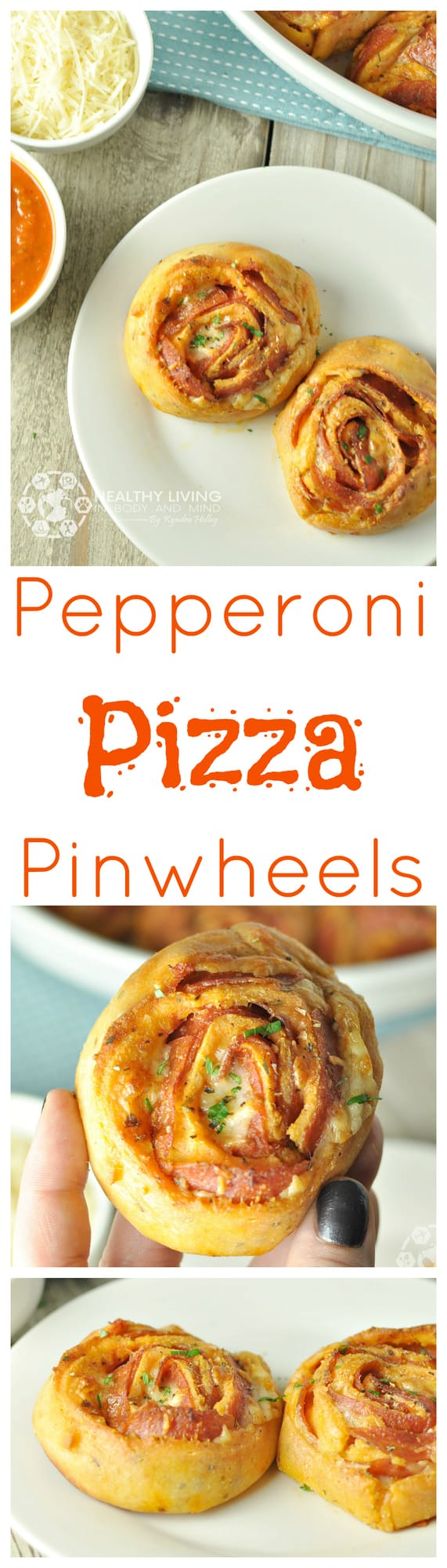 Pepperoni Pizza Pinwheels - Low Carb, Gluten Free   Peace Love and Low Carb