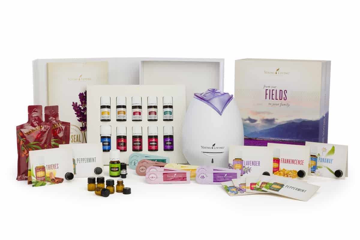 Young Living Essential Oils Premium Starter Kit | Healthy Living in Body and Mind