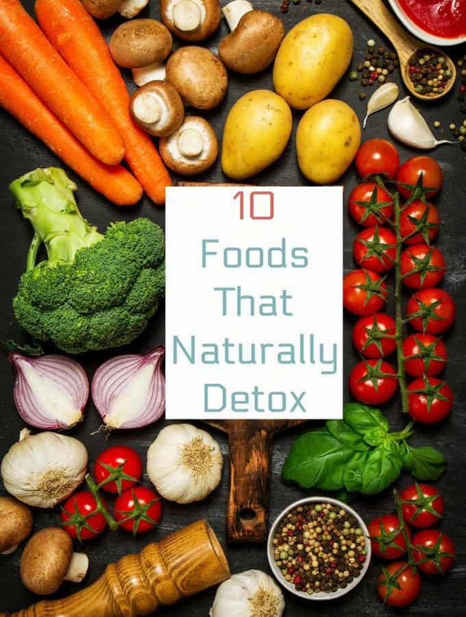 20 Foods that Naturally Detox