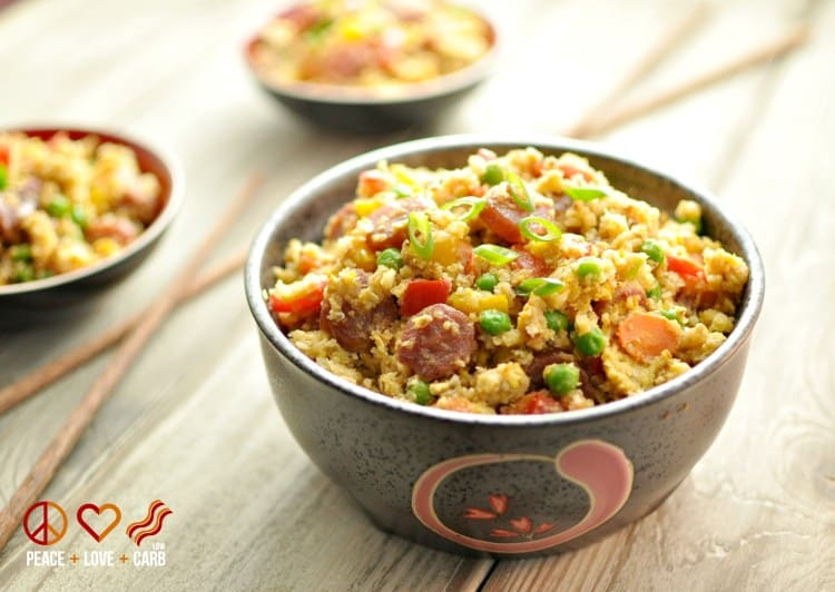 20 Low Carb Rice Substitution Recipes | healthy Living in Body and Mind