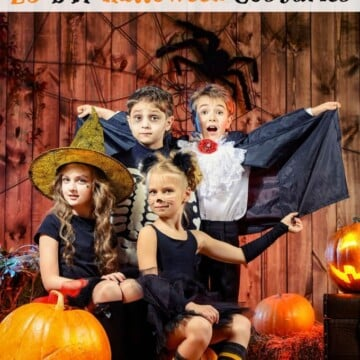 25 DIY Halloween Costumes for Kids and Adults