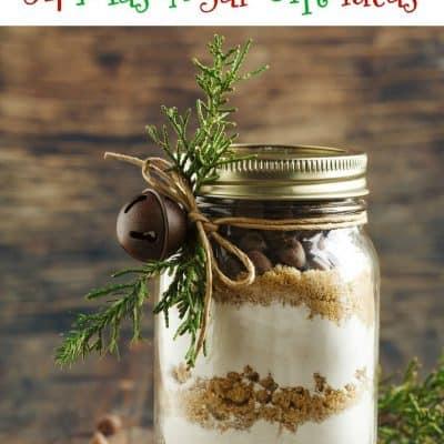 34 DIY Mason Jar Gift Ideas
