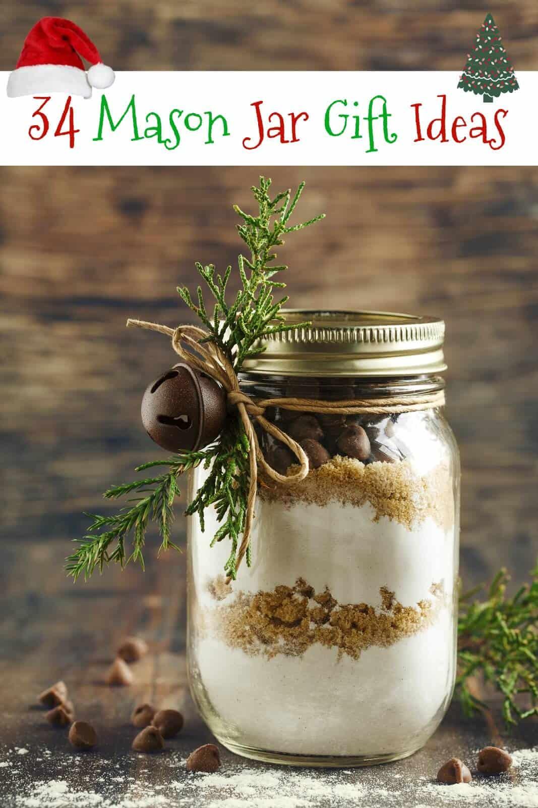 34 Diy Mason Jar Gift Ideas Healthy Living In Body And Mind