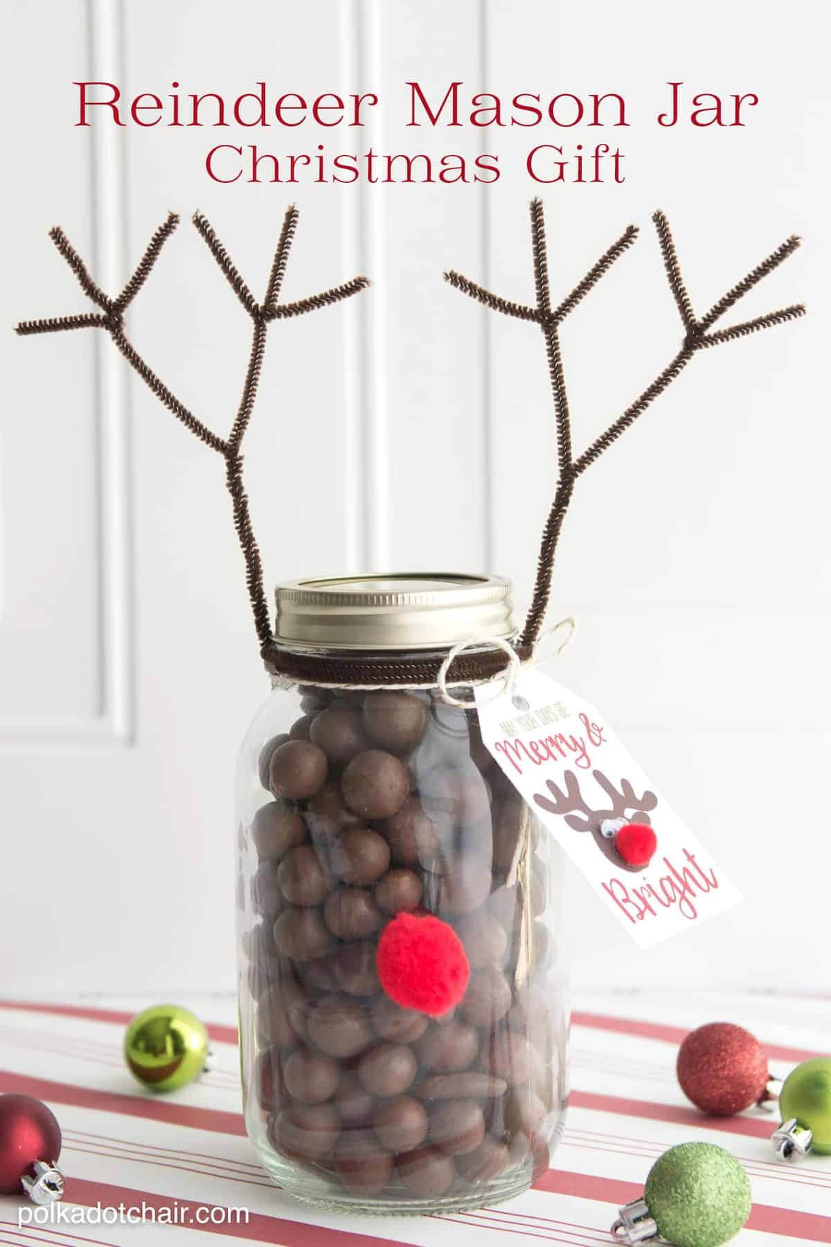 34 Mason Jar Gift Ideas
