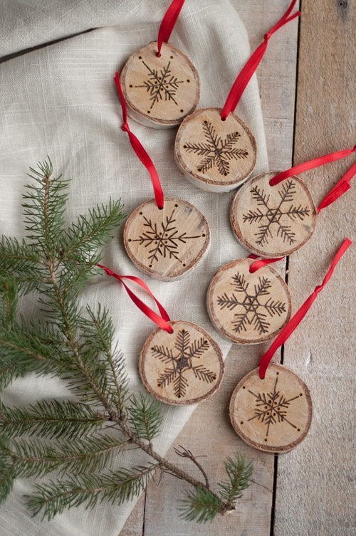 36 DIY Christmas Ornaments | Healthy Living in Body and Mind