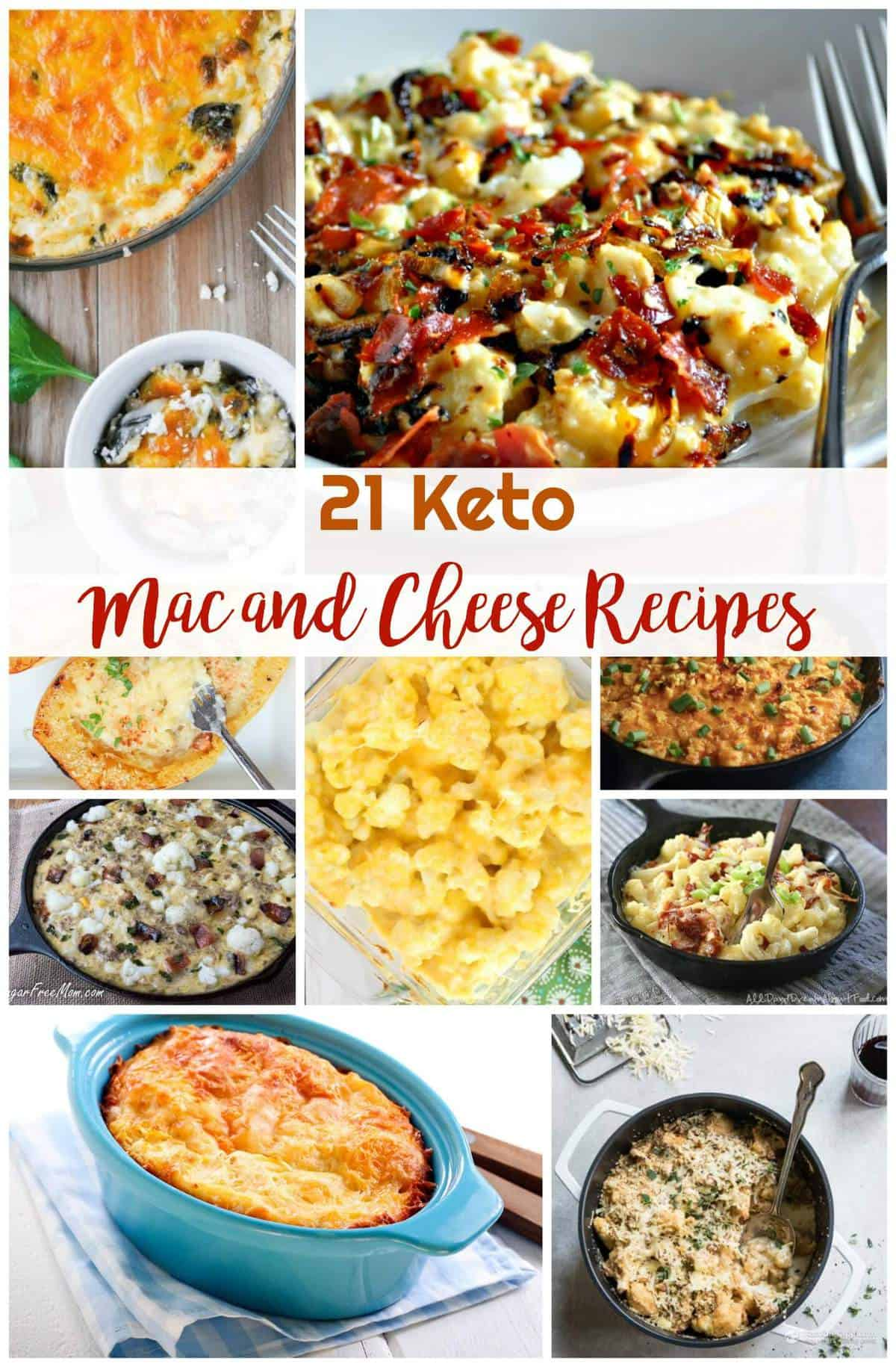 21 Keto Mac and Cheese Recipes | Healthy Living in Body and Mind