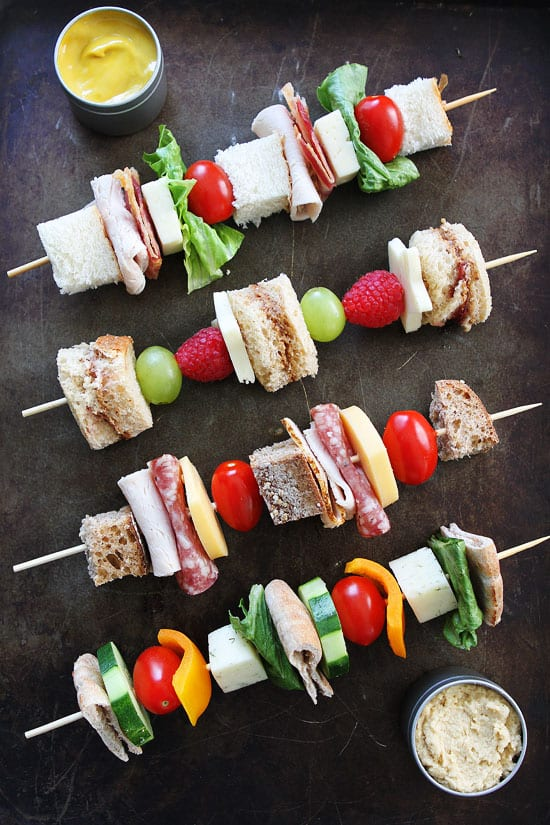 27 Easy Lunches For Kids