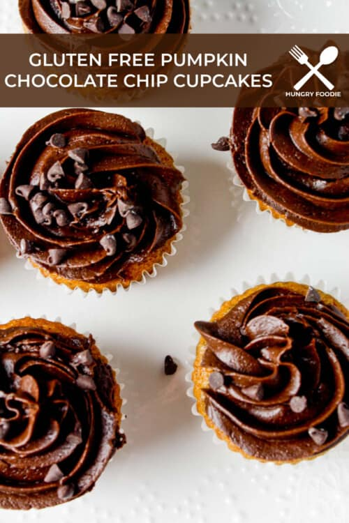 gluten free cupcakes, frosted with a sugar free chocolate buttercream frosting